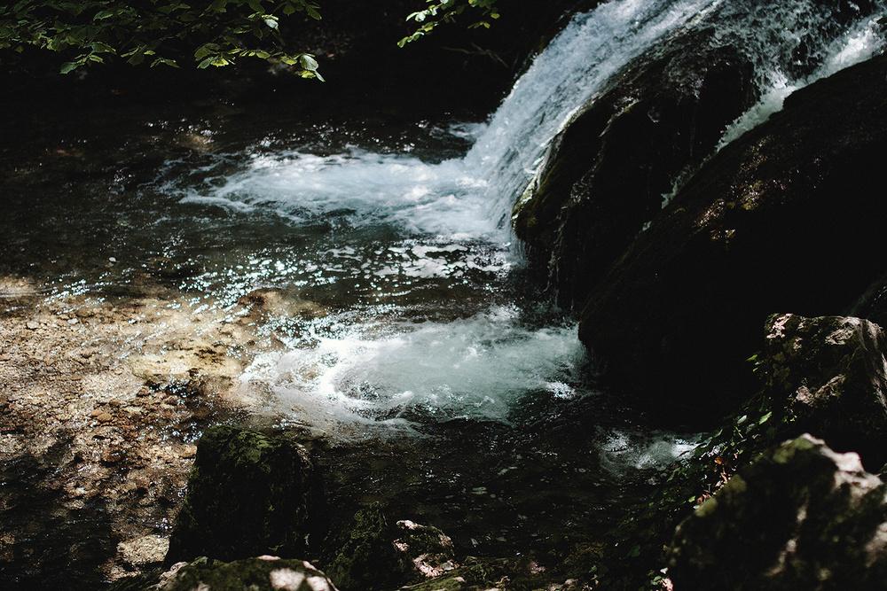 Водопад Джур-джур.Генеральское.Крым.