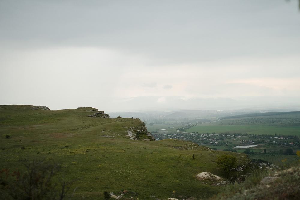 Путешествия. Крым. Белая скала.