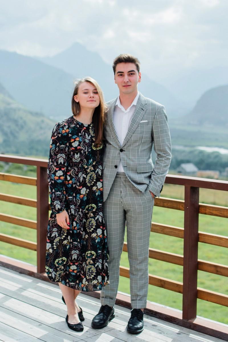 Сергей & Маша