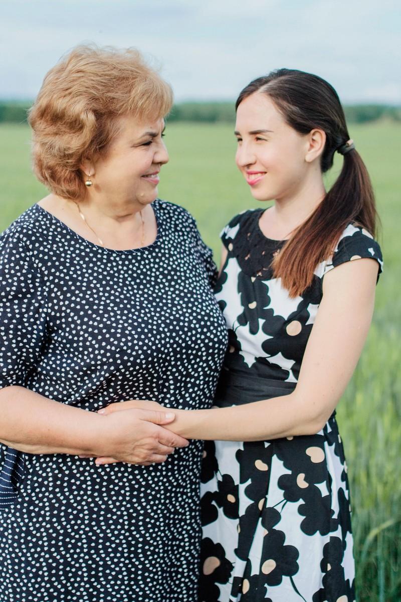 Таня + Саша + Арсентий + Иван