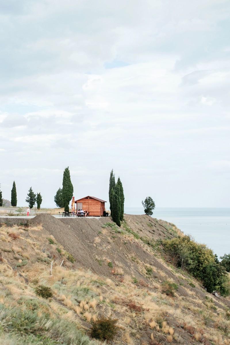 Крым. Солнечногорское