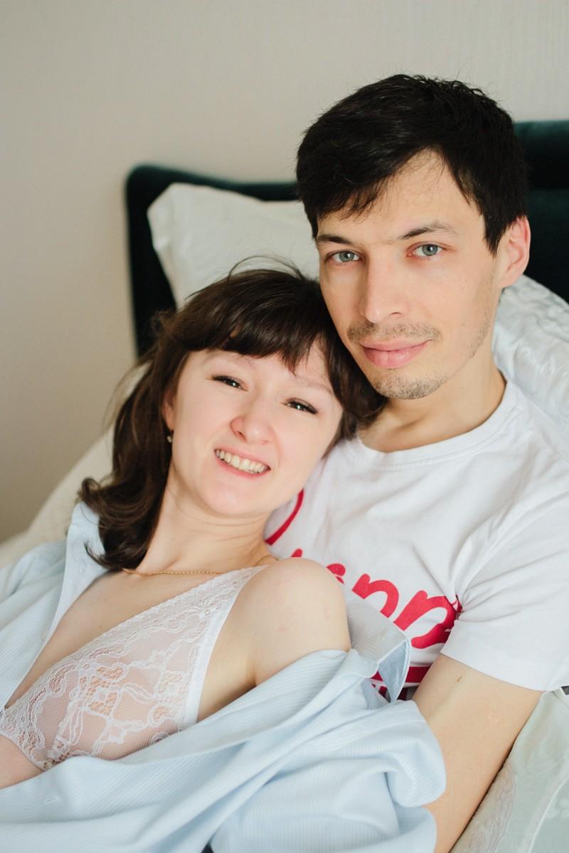 Ксюша и Андрей