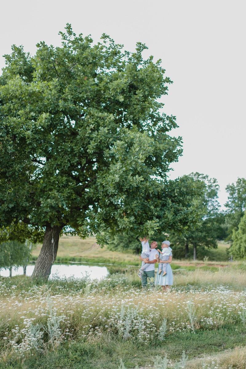 Таня, Игорь, Илья и Никита