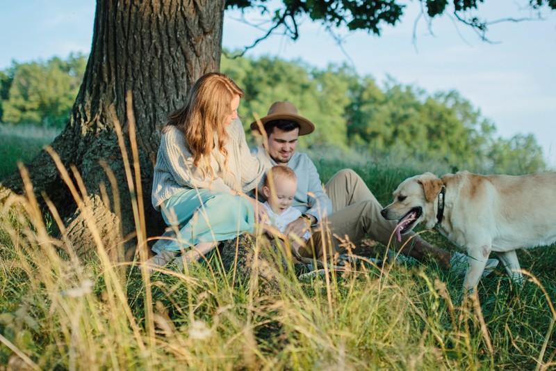 Оля, Саша и Тема