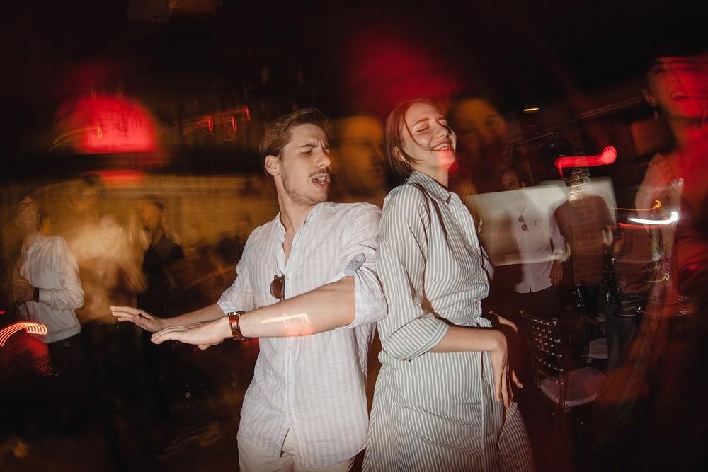 Оля и Митя