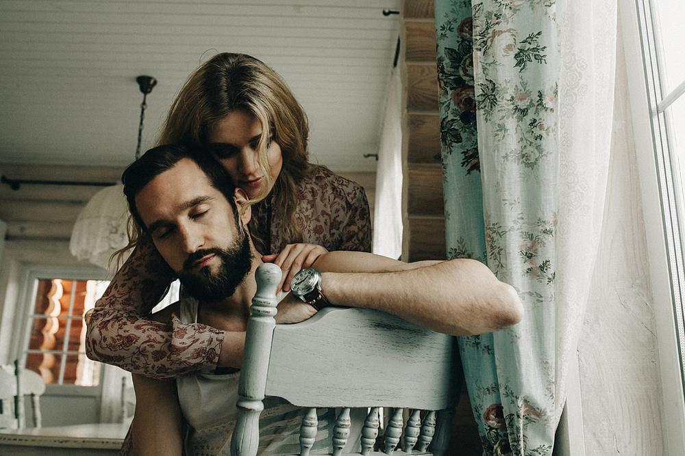 Серхио и Елена