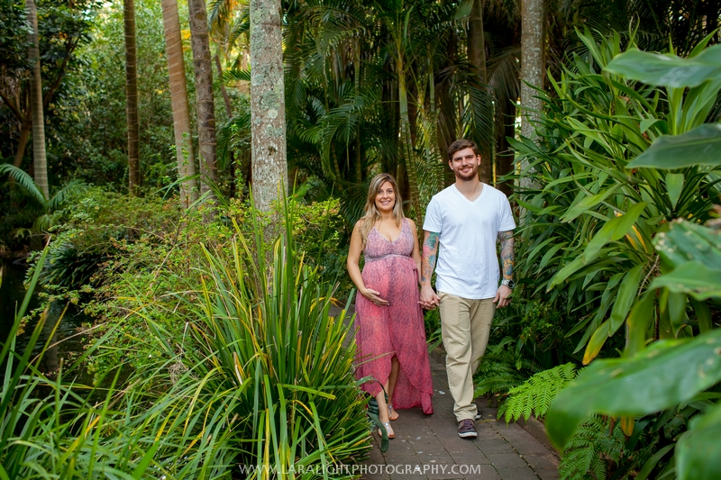 Maternity | Lorena and Alex | Sydney Camellia Gardens Maternity Photography