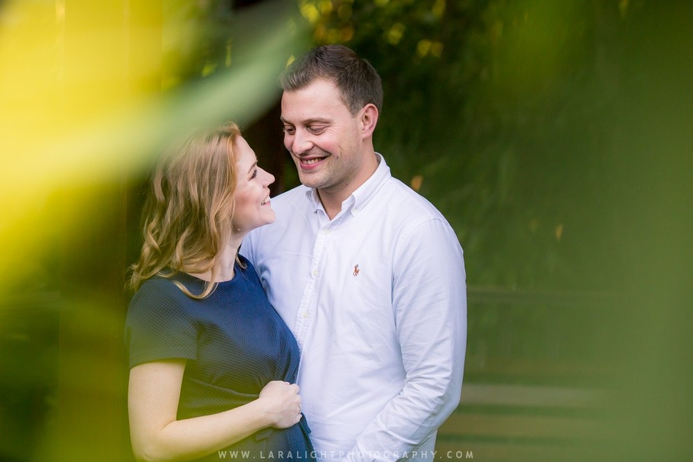 Maternity  Svetlana and Chris   Camellia Gardens and Cronulla Beach Photography