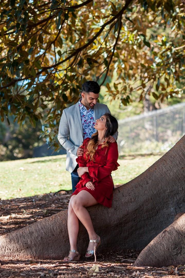 Couples | Innayat and Karan | Sydney Opera House and The Rocks Photography