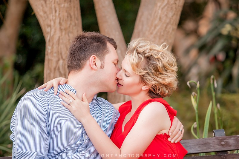 Couples | Brooke and Ben | Centennial Park Engagement Photography Session
