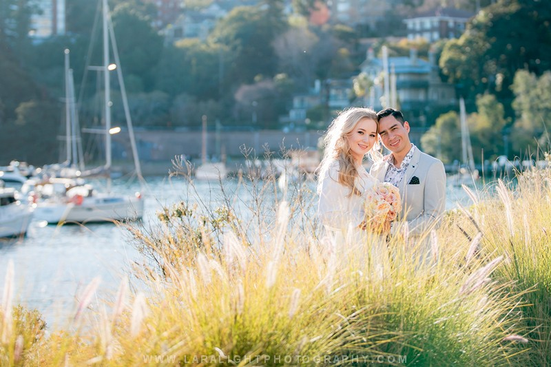 Weddings | Ekaterina and Renzo | Kirribilli Elopement Photography
