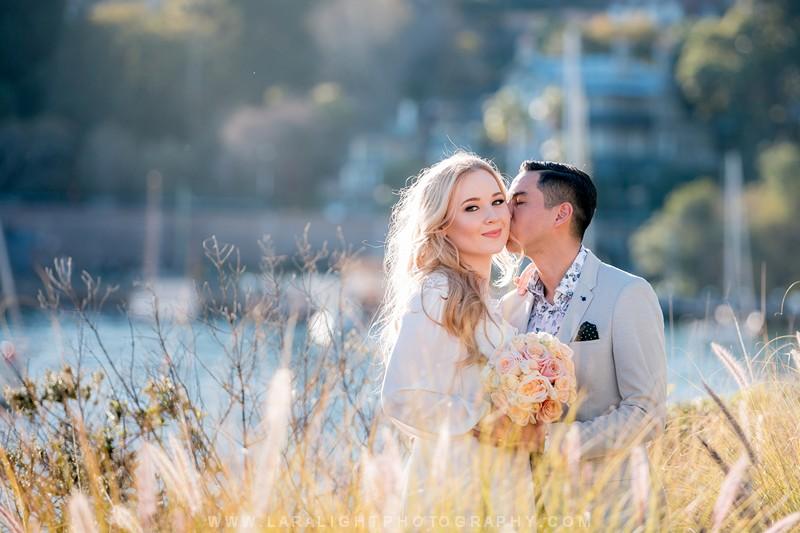Weddings   Ekaterina and Renzo   Kirribilli Elopement Photography