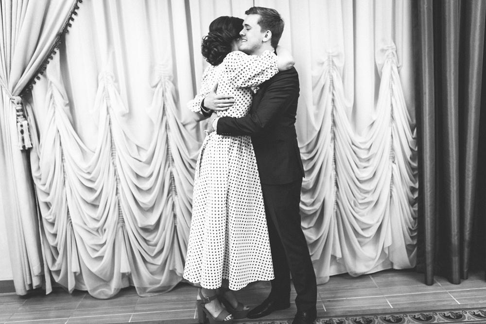 Love in 60-th (wedding)