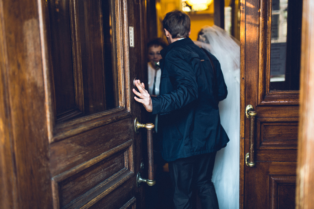 Сердца в облаках (wedding)
