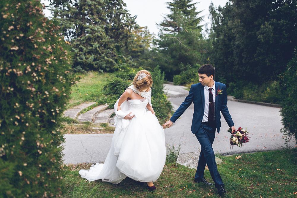 Сладкий ноябрь (wedding)