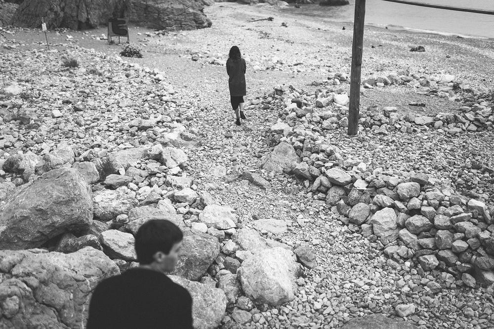 Заблудиться в песчаных замках (lovestory)