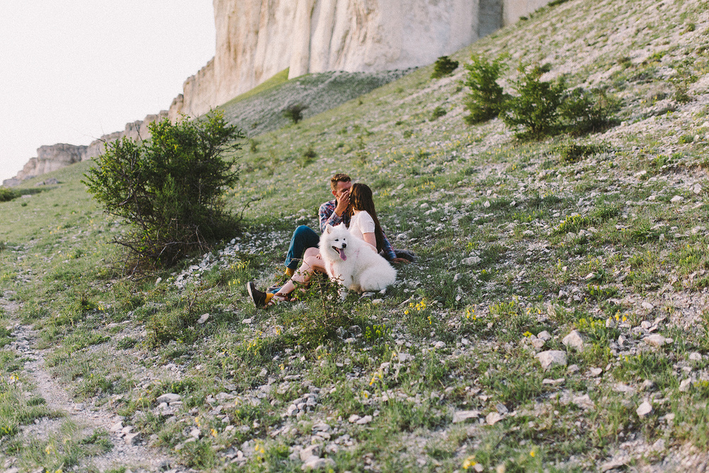 Wild Silence (lovestory)
