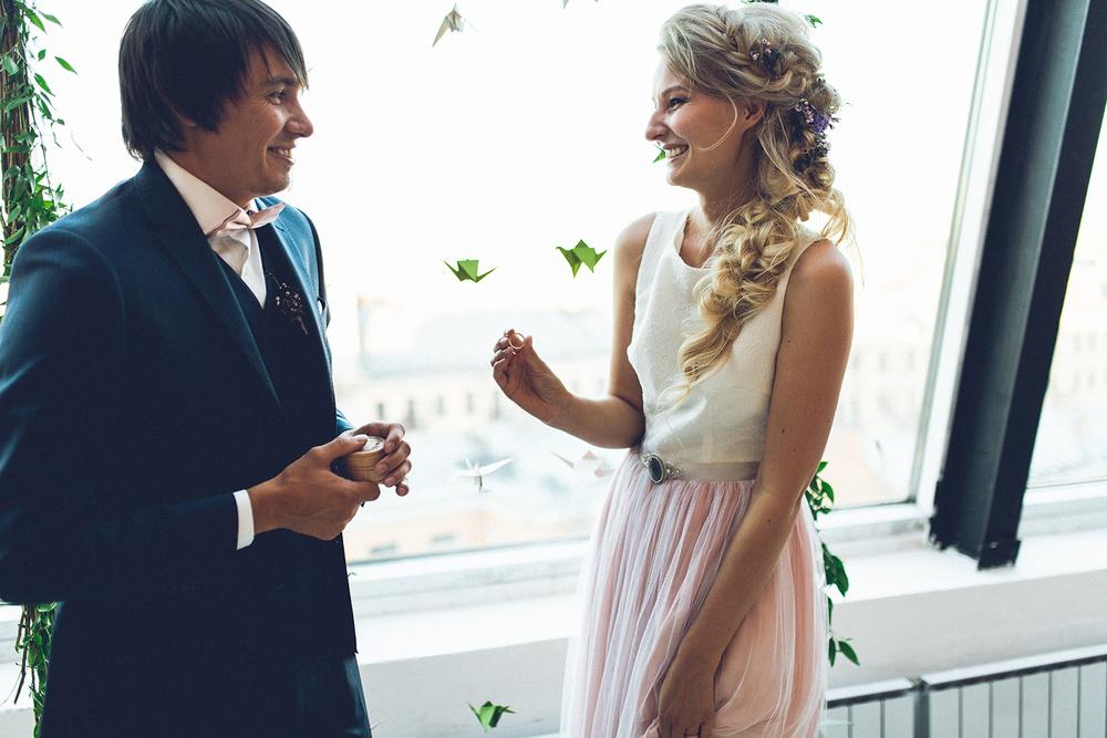 Pasha-Mirka. Northern Love (wedding)