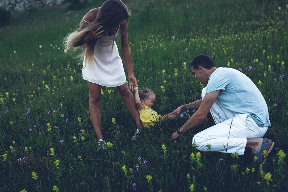 Среди пряных ароматов лета! (family)