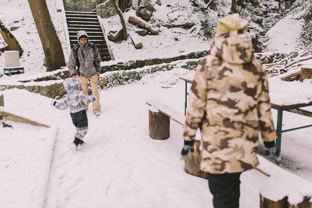 снежная сказка (family)