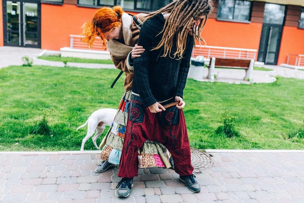Из Киева с любовью! (lovestory)