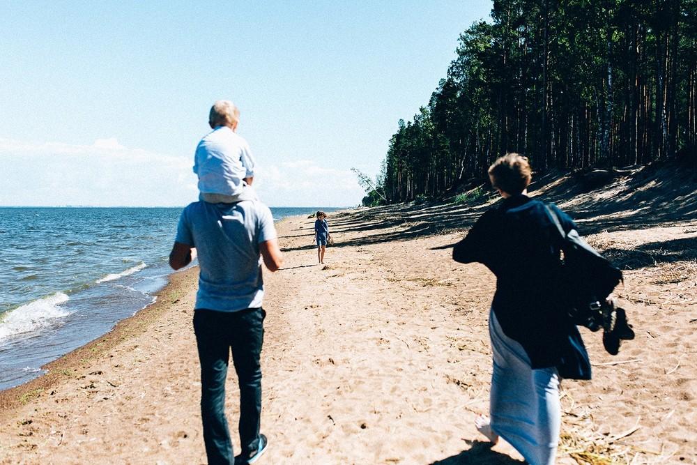 ветер в волосах (family)