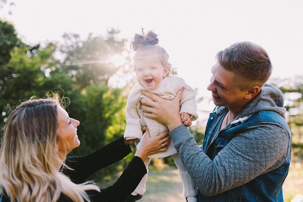 Лучики счастья (Family)