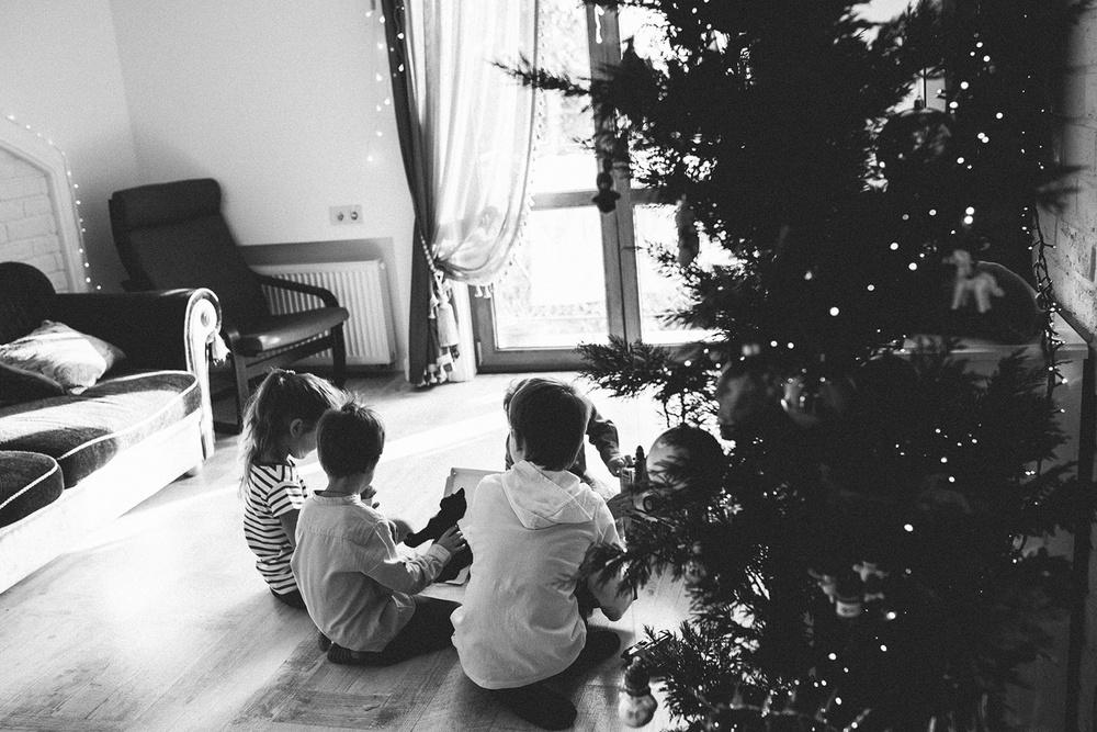 Новогодний переполох (Family)