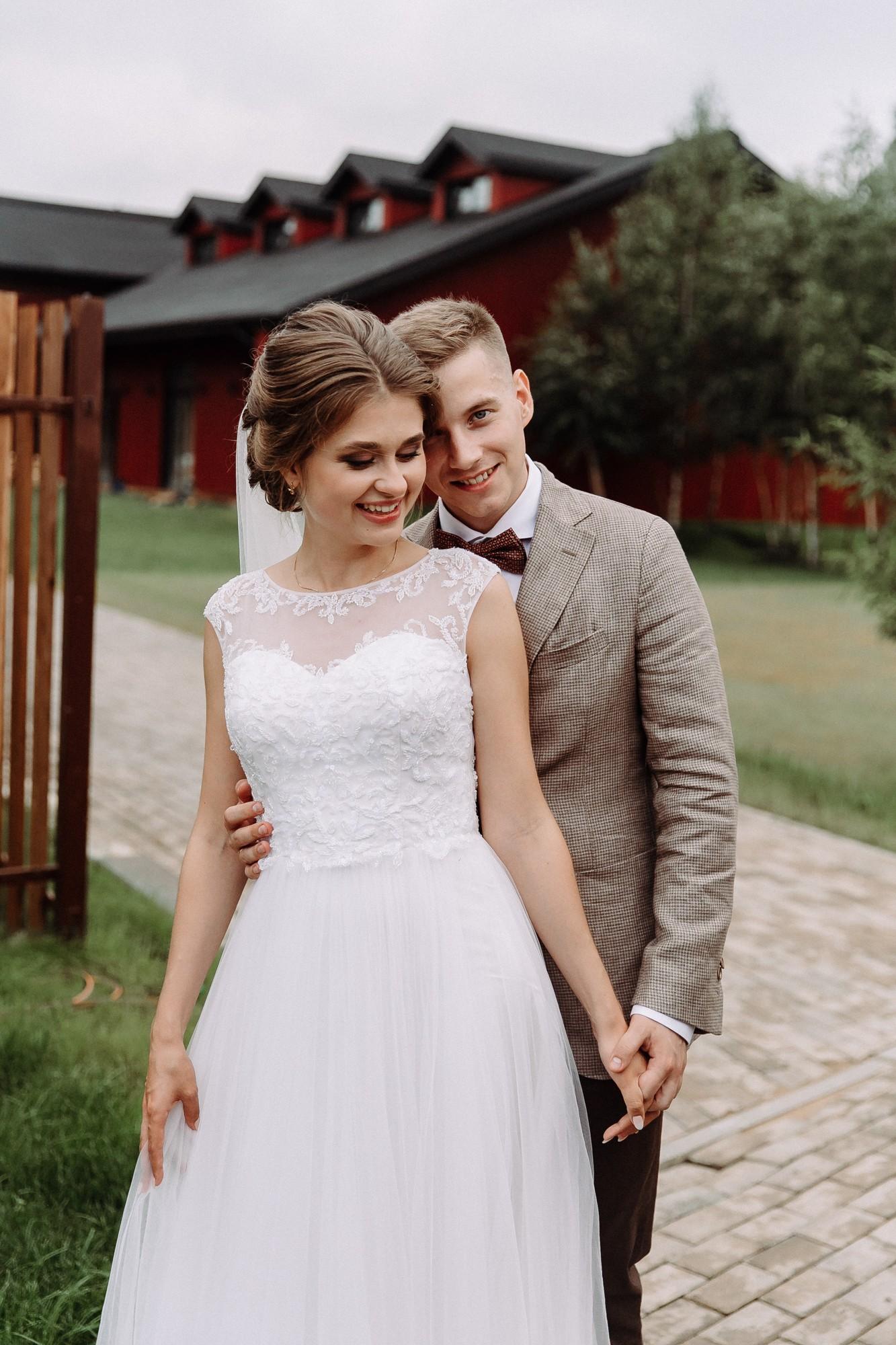 СВАДЕБНЫЙ ДЕНЬ Маша и Денис