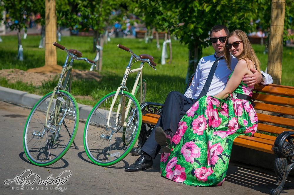 Love Story Андрея и Елены