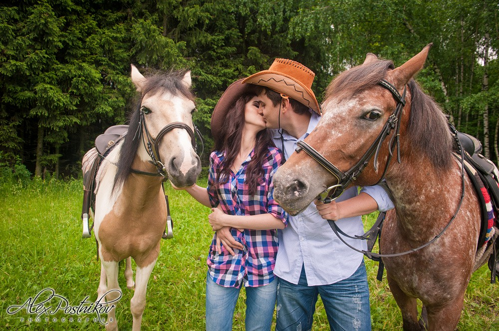 Love Story Александра и Анастасии