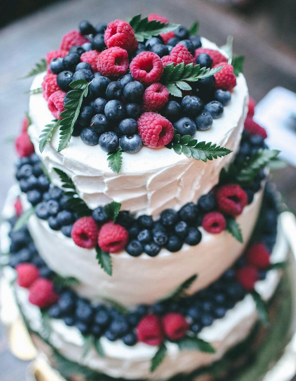 Свадебные торты - часть 3