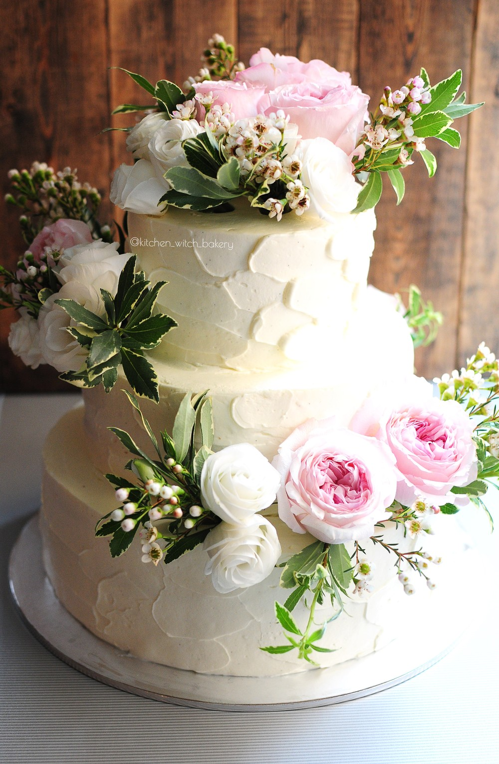 Свадебные торты - часть 1