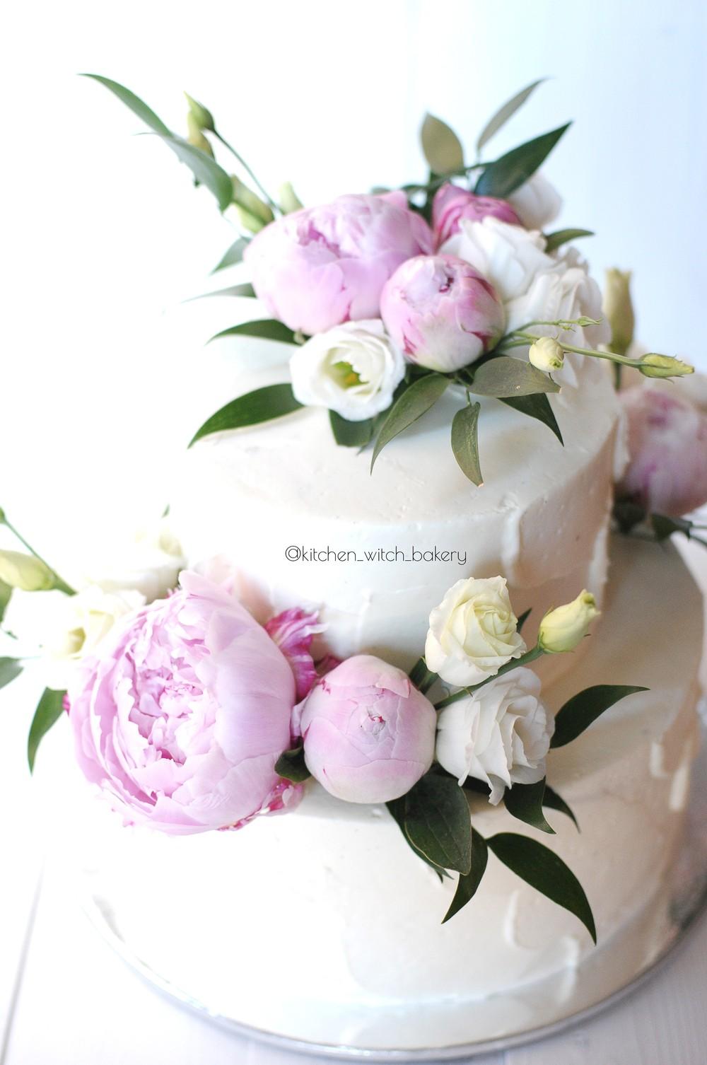 Свадебные торты - часть 2