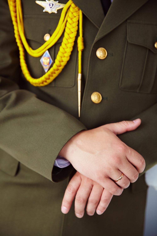 Замуж за военного