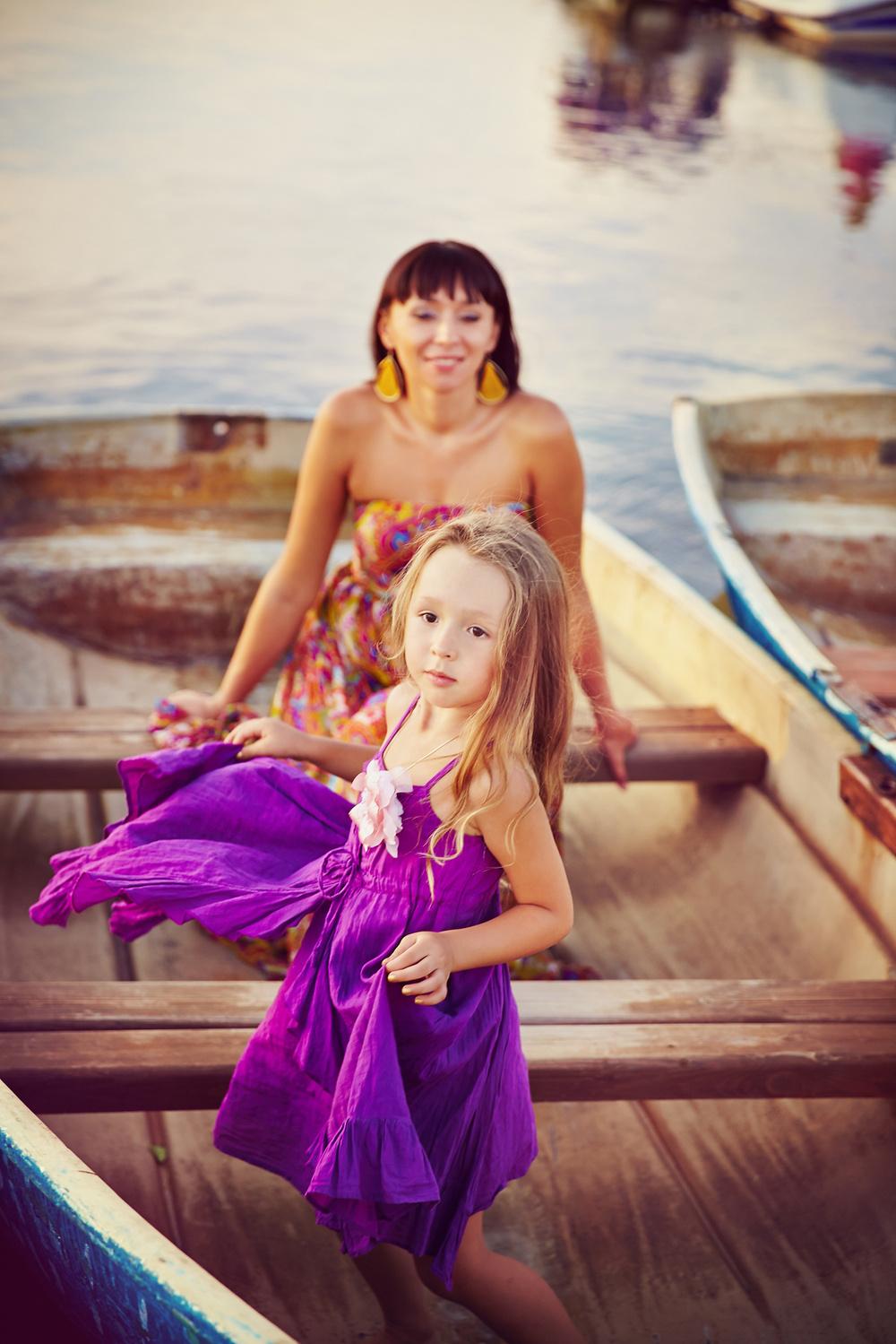 Анечка и Оля