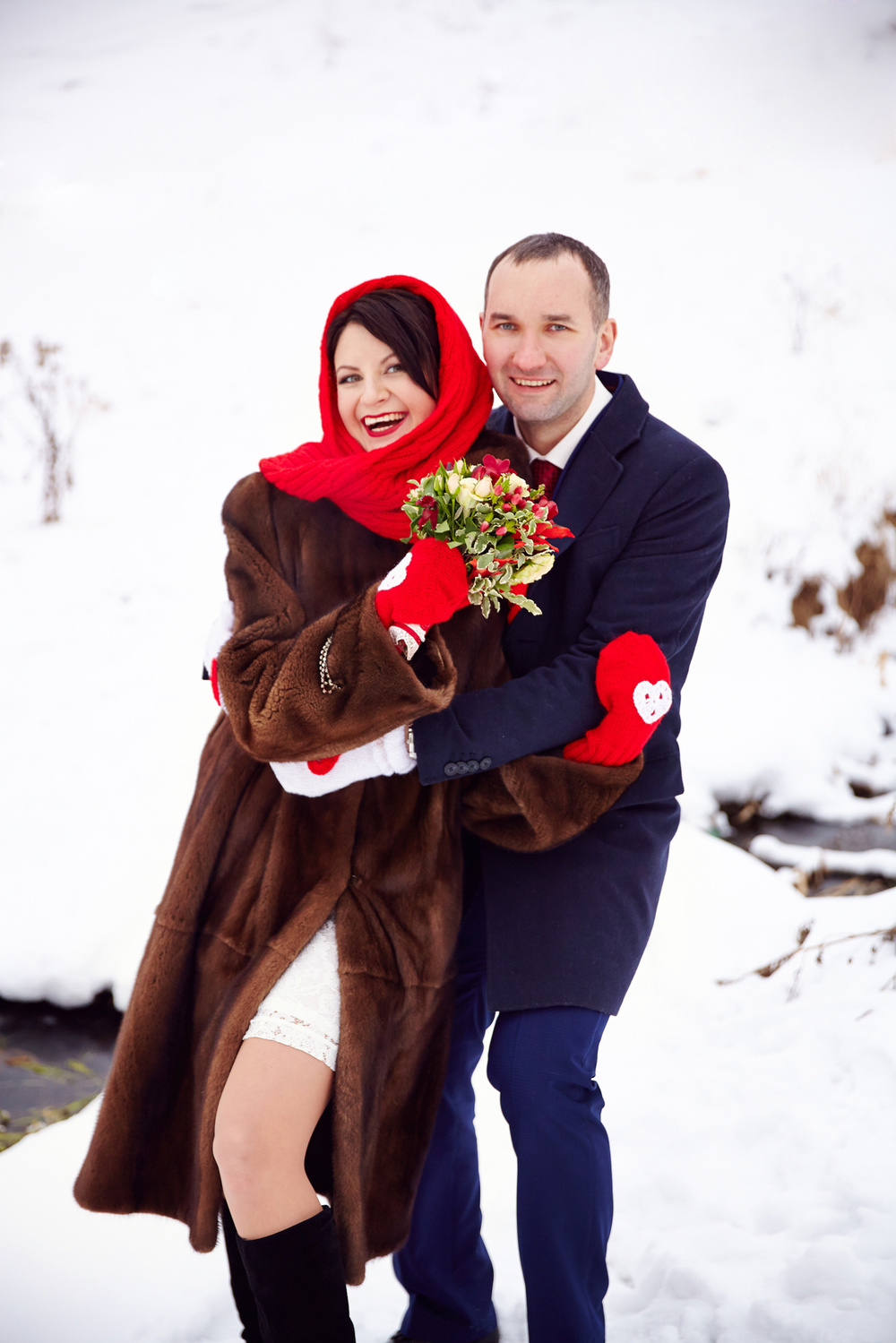 Юля + Паша
