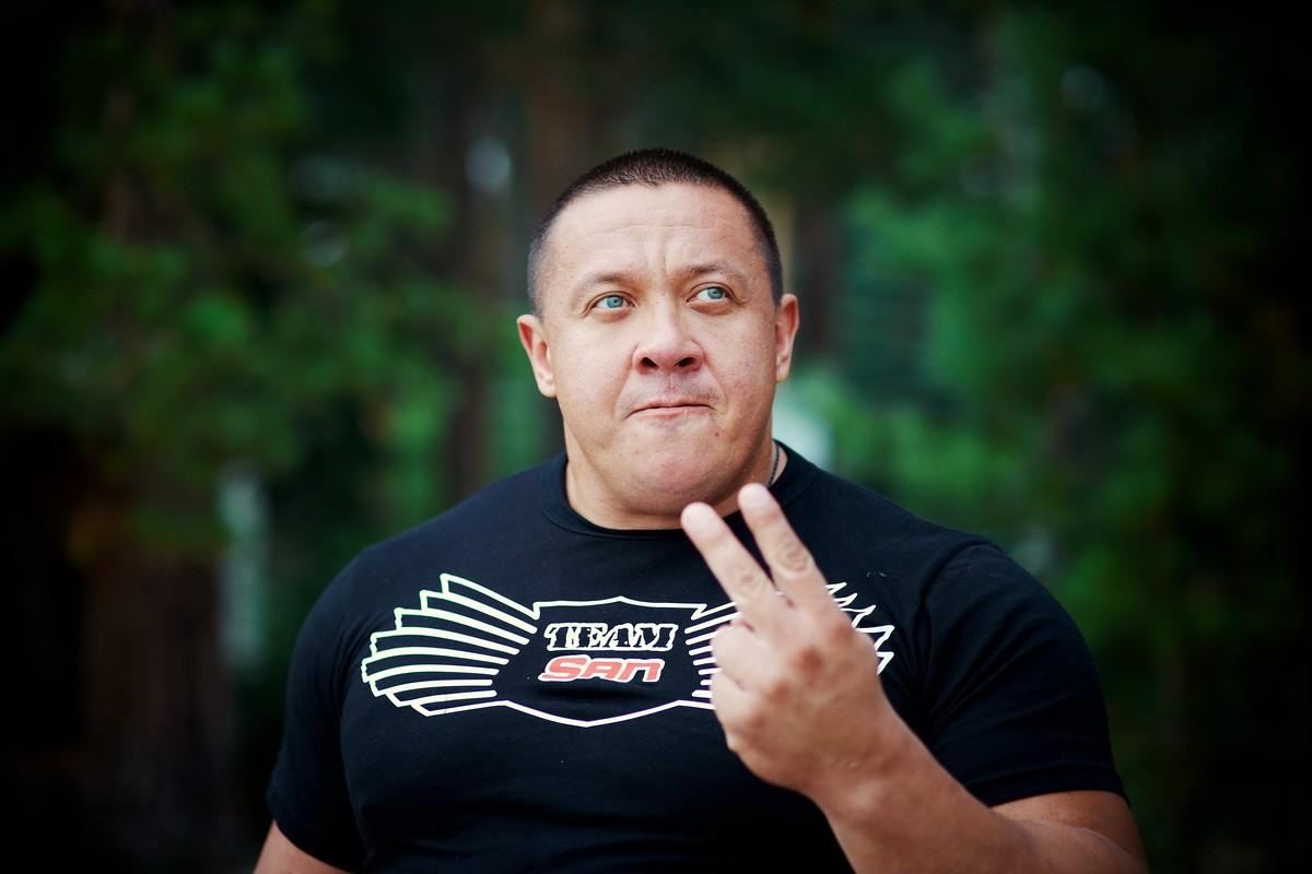 Семья Михаила Кокляева