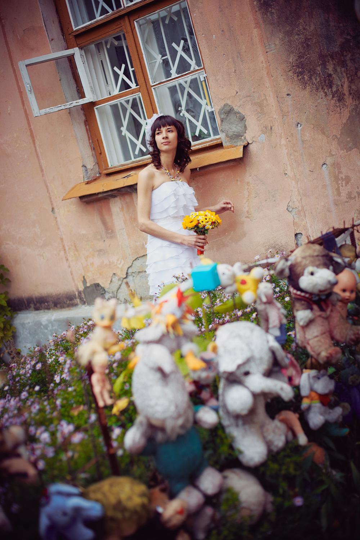Свадьба коллеги. Александр Качмала и Ольга