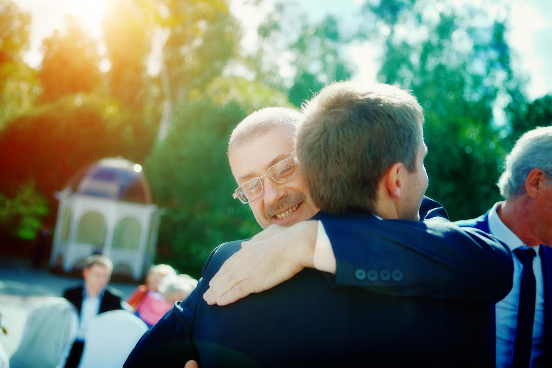 Надежда и Дмитрий, июль