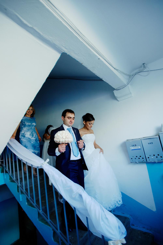 Яна и Денис, греческая свадьба