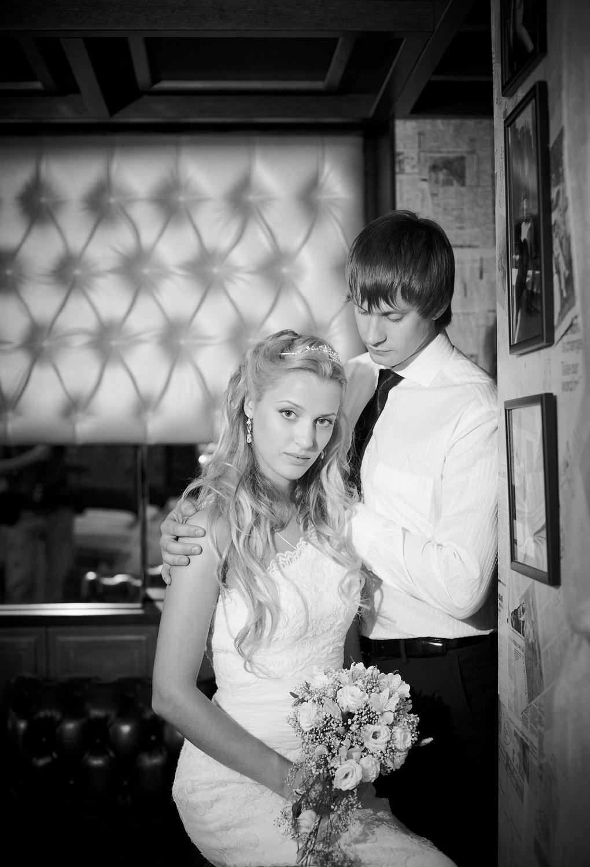 Светлана и Алексей