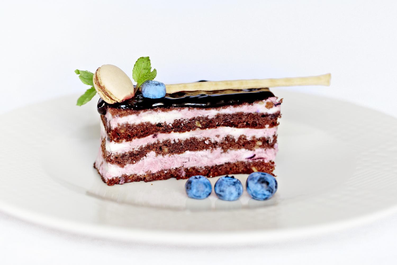 Съемка десертов для кондитерской