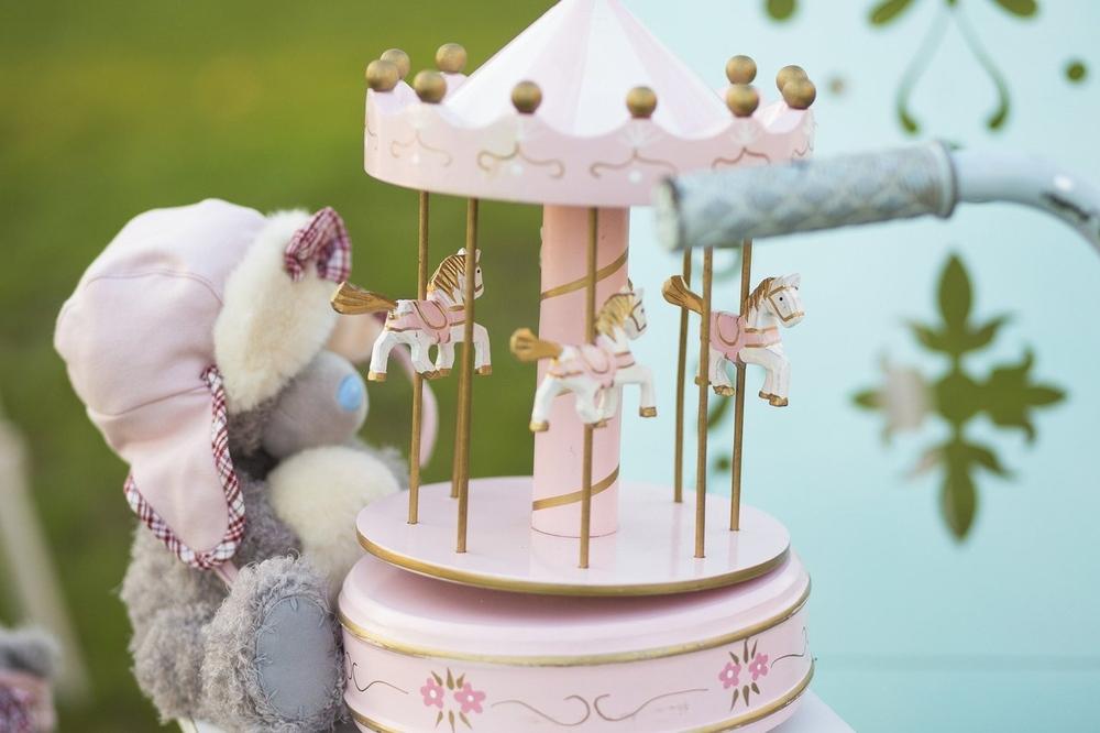 Волшебный детский День Рождения