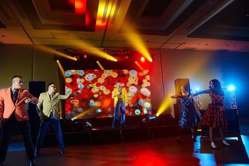 Новогодний концерт БРРБ
