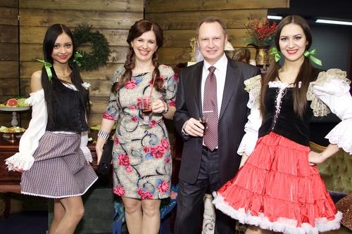 Новый год в Баварской деревне ПИ