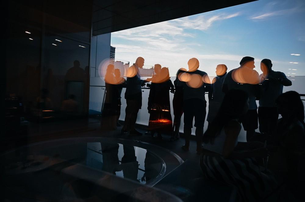 Открытие комплекса