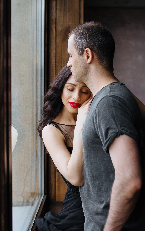 Серия фотографий Юлии и Дениса