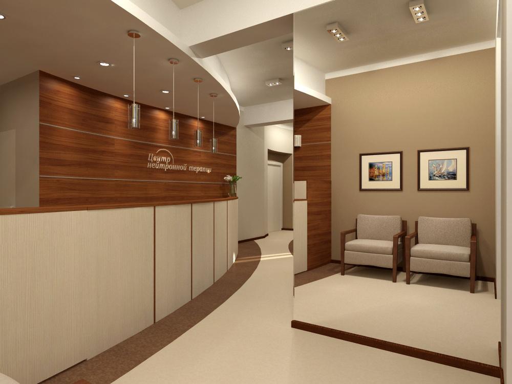 Коммерческие интерьеры - Центр нейтронной терапии | 292м2