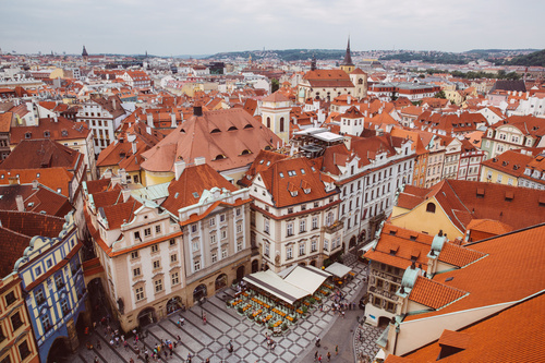 PRAGUE, CZECK REPUBLIC